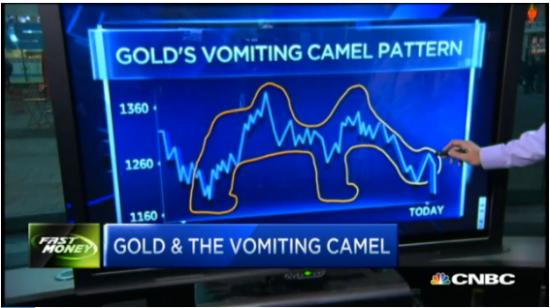 Brian Kelly's Vomiting Camel